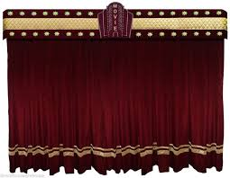 Burgundy Velvet Curtains Saaria Burgundy 01 Velvet Marque Decorative Curtains Stage Events