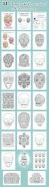 sugar skull coloring book awesome excuse for coloring i u0027m