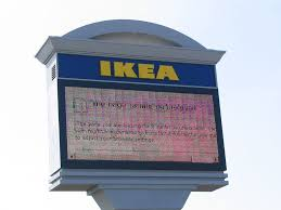 Ikea Outdoor Ad The World U0027s Best Photos Of Billboard And Ikea Flickr Hive Mind