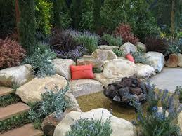 616 best rock alpine gardens images on pinterest dry creek bed