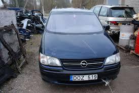 opel sintra opel sintra dalimis turim ir daugiau automobiliu 1997 m