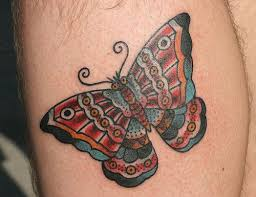 57 best traditional flash butterfly images on