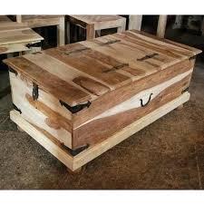 Rustic Storage Coffee Table Rustic Trunk Coffee Table Capsuling Me