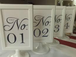 Wedding Table Number Ideas 71 Best Wedding Unique Table Number Ideas Images On Pinterest