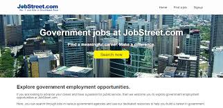are you qualified for that government job jobstreet philippines