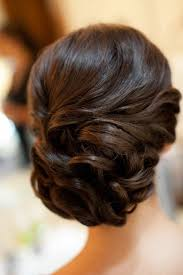 bridal hair bun chic wedding hairstyles wedding updo hairstyle 790283 weddbook