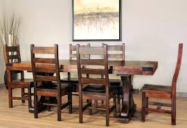Dining Room Sets Canada Entranching Amish Made Dining Room Tables Canada 5 At Sets