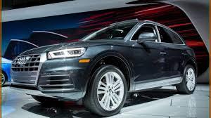 Audi Q5 6 Cylinder - audi q5 2018 new 2018 audi q5 s line reviews u0026 specs youtube