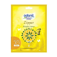 odonil zipper bathroom air freshener blissful citrus 10 gm buy