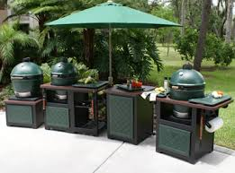 Green Egg Table by Big Green Egg Table Cabinet Outdoor Kitchen Storage Select The