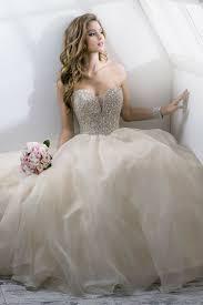 Tulle Wedding Dresses Princess Tulle Wedding Dress Perfect Summer Wedding Dresses