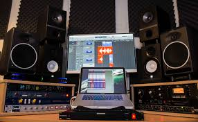 recording studio project studio home studio music recording