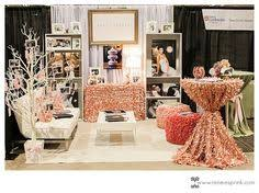 Wedding Expo Backdrop Running Deer Bridal Show Table Bridal Show Pinterest On