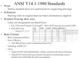 Architectural Drawing Sheet Numbering Standard by Mfgt 290 Mfgt Certification Class Ppt Download