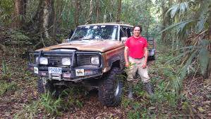 jeep 1985 summit racing helps discover ancient mayan sculptures onallcylinders