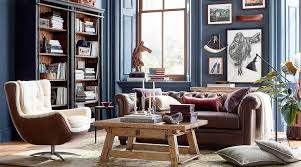 living room colours what color walls go with brown furniture modern colour schemes for