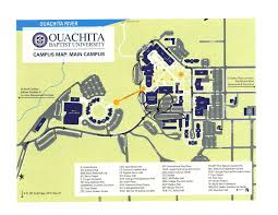 Fresno State Campus Map Ouachita Baptist University Campus Map Image Gallery Hcpr