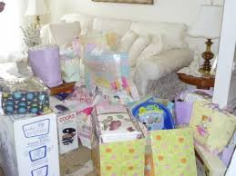a baby shower without opening the presents babies and babyshower