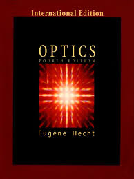 hecht e zajac optics 4th ed 2003 pdf