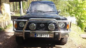 nissan patrol 1989 nissan patrol safari extra wagon kingsroad 4 2 4x4 1992 used