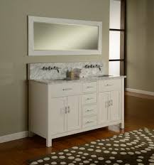 60 Bathroom Vanity Double Sink White by Bathroom Vanity Double Sink White Www Islandbjj Us