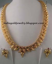 gold haram sets indian gold and diamond jewellery mango designed gold haram mango