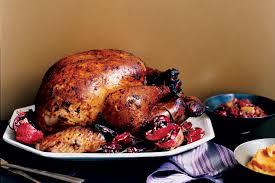 tandoori turkey recipe epicurious
