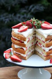 best 25 strawberry sponge cake ideas on pinterest victoria