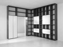 Creative Interiors And Design Interior Design Kitchen Long Metal Wall Mounted Kitchen Shelves