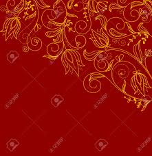 Background Of Invitation Card Abstract Floral Background For Invitation Card Design Royalty Free