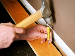How To Become A Home Decorator How To Install Prefinished Solid Hardwood Flooring How Tos Diy