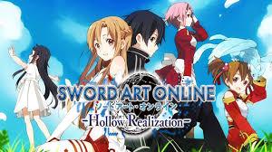 Sword Art Online Light Novel Sword Art Online Hollow Realization Save Game Manga Council