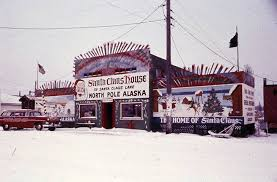 santa claus house north pole ak santa claus house north pole alaska archives omeka