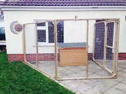 dog runs pen pannel cat pen enclosure in dromore county down