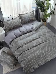 geometric pattern bedding top 63 magic quilt covers duvet comforter grey geometric bedding