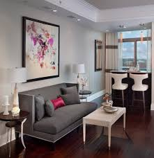 art above sofa living room traditional with red arm chair los