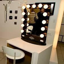 Lighted Make Up Vanity Furniture Terrific Lighted Makeup Vanity Mirror Vanity Lights For
