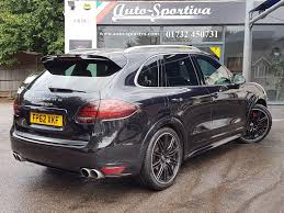 cayenne porsche 2012 used 2012 porsche cayenne v8 gts tiptronic s 17 000 worth of