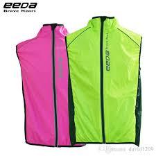 waterproof bike jacket eeda windproof waterproof cycling vests summer outdoors bike jerseys