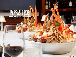 pappas bros steakhouse menu