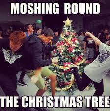 Christmas Eve Meme - download festival download s favourite christmas rock and metal memes