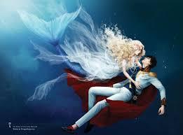 Mermaid Fairy Fanart Changmin The Prince Of The Little Mermaid Mermaid