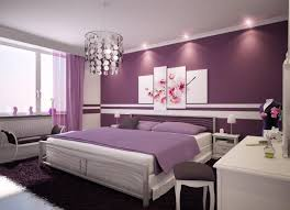 White Bedroom Blinds Bedroom Bedroom With Full Size Dominant Purple Color Chandelier