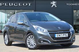 car peugeot 208 peugeot 208 blue hdi s s allure for sale in southend on sea essex