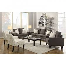 Silver Living Room Furniture Blue White Silver Living Room