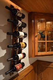 wall mounted wine rack ideas wine rack ideas the diy with the