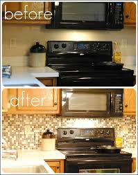 Best Easy Kitchen Backsplash DIY Images On Pinterest - Backsplash diy