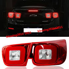 chevy malibu tail lights led rear ls led tail lights american version for chevrolet malibu