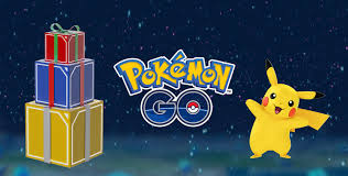 the season has arrived celebrate it with us pokémon go