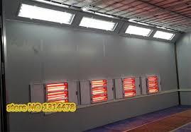 chambre de peinture automobile vente chaude de voiture peinture chambre peinture automobile cabine